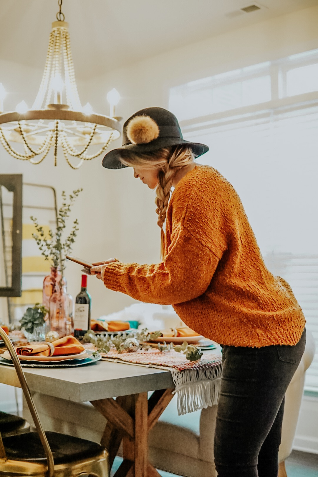Tips for Creating Your Perfect Boho Thanksgiving (Outfit and Decor Ideas!)